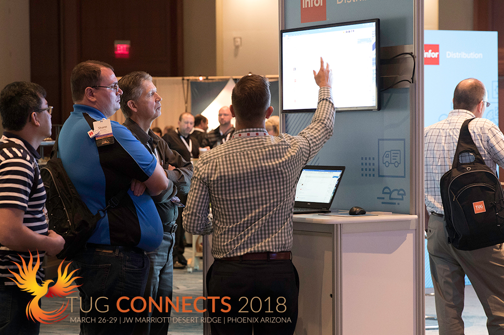 TUG Connects 2018 – Booth #20